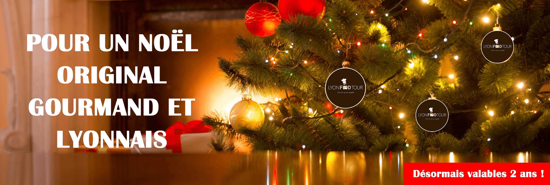 Réservez vos bons cadeaux de Noël